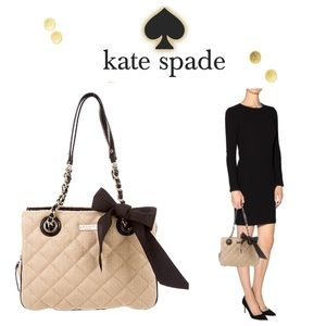 NWOT Kate Spade New York Mount Perry Darcy Bag